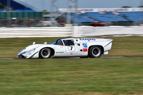 Lola T70 Mk IIIB of Pierre Alain France. Photo: Simon Wright