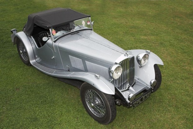 Freddie March AC owned by Lord March
