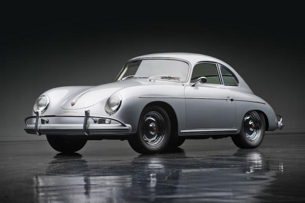 1957 Porsche 356A T1 1600S Reutter Sunroof Coupe
