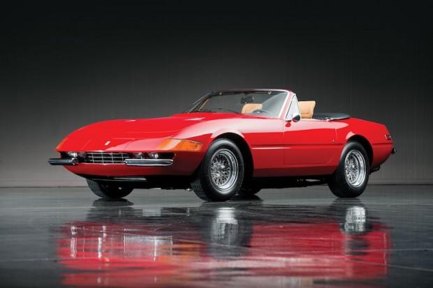1973 Ferrari 365 GTB-4 Daytona Spider