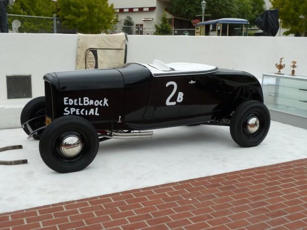 1932 Ford Edelbrock High Boy Roadster picture