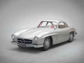 1955 Mercedes-Benz 300 SL Coupe