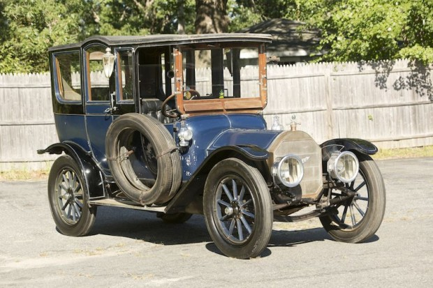 1912 Pierce-Arrow Model 36 Vestibule Town Car