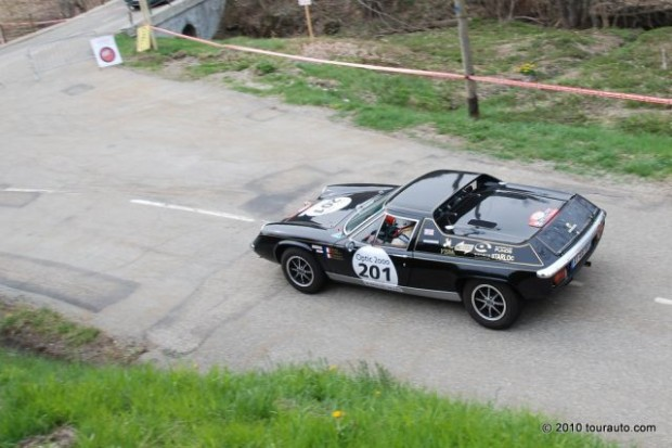 2010 tour auto rally results report and photo gallery for Garage saab lyon