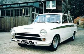 Lotus Cortina MKI