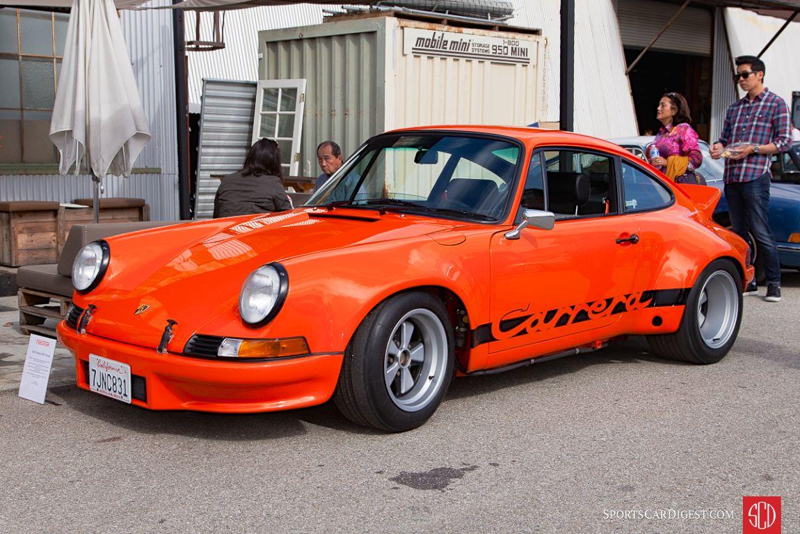 1987 Porsche 911 Carrera RSR 2.8 Tribute Luftgekuhlt 3 (Photo: Victor Varela)