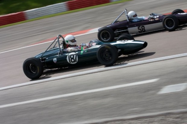 Cooper T59 - FIA Lurani Trophy