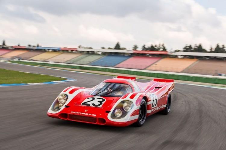 Porsche 917 KH #23: Le Mans winner 1970