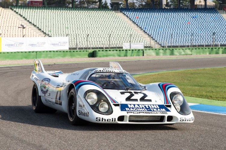 Porsche 917 K #22: Le Mans winner 1971