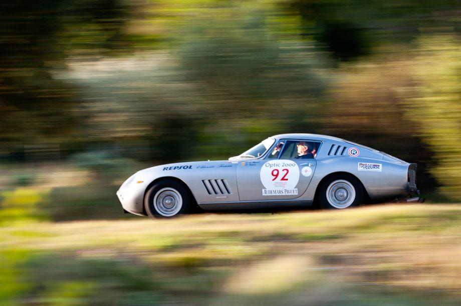 Ferrari 275 GTB - Tour Auto Rally 2012