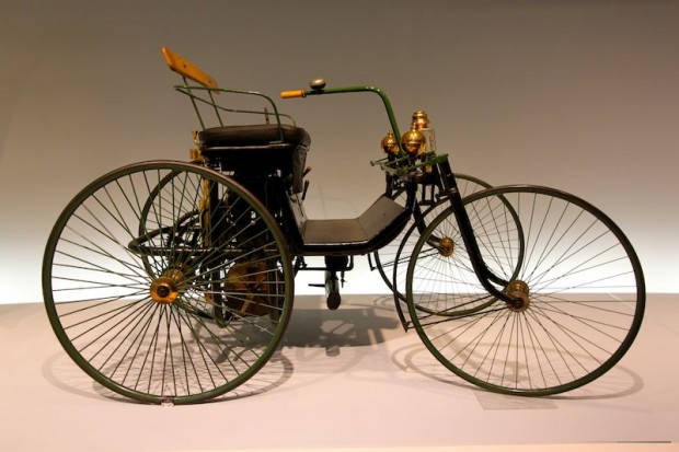 Daimler Motor-Quadricycle