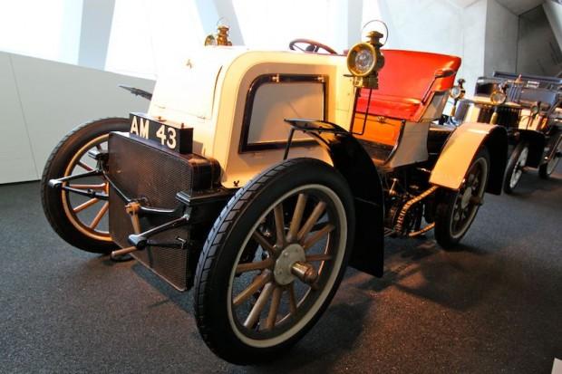 1900 Daimler Phoenix 23 HP Rennwagen photo