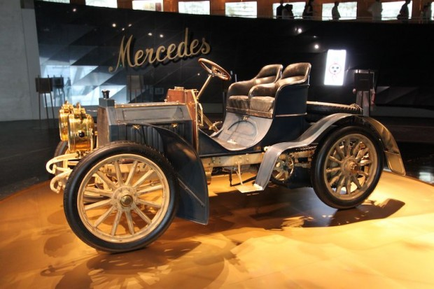 1902 Mercedes-Simplex 40 HP photo