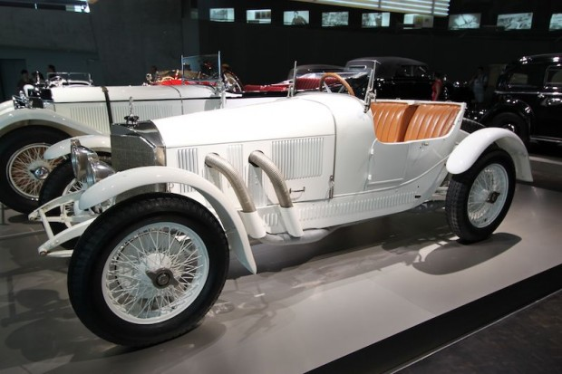 1923 Mercedes 10-40 Supercharged photo