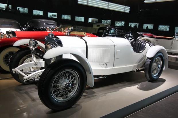 1928 Mercedes-Benz SSL photo