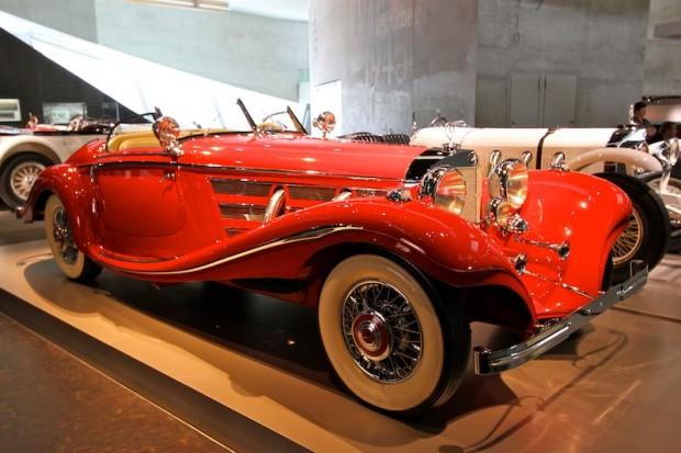 1936 Mercedes-Benz 500 K photo