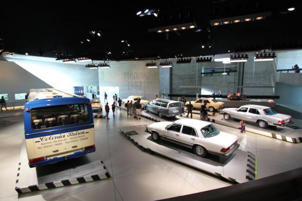 Mercedes-Benz Museum 1960-1982