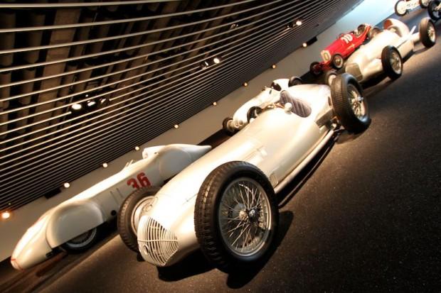 1930s Mercedes-Benz Silver Arrows