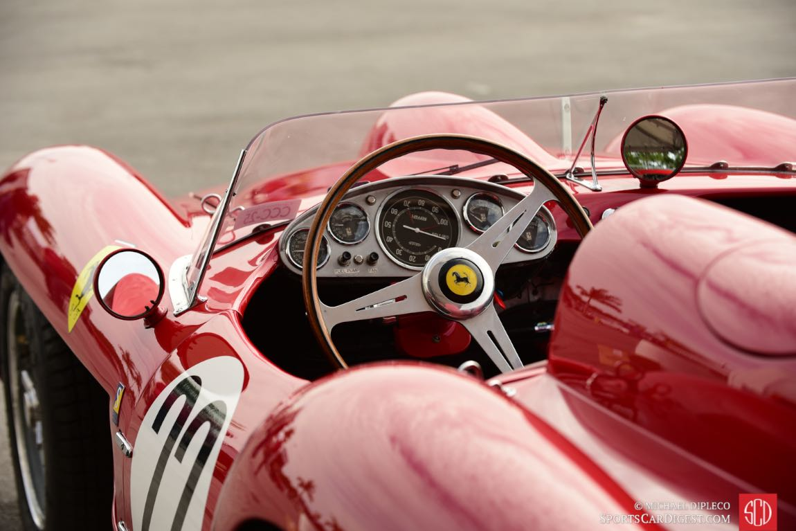 Ferrari 250 Testa Rossa s/n 0754TR