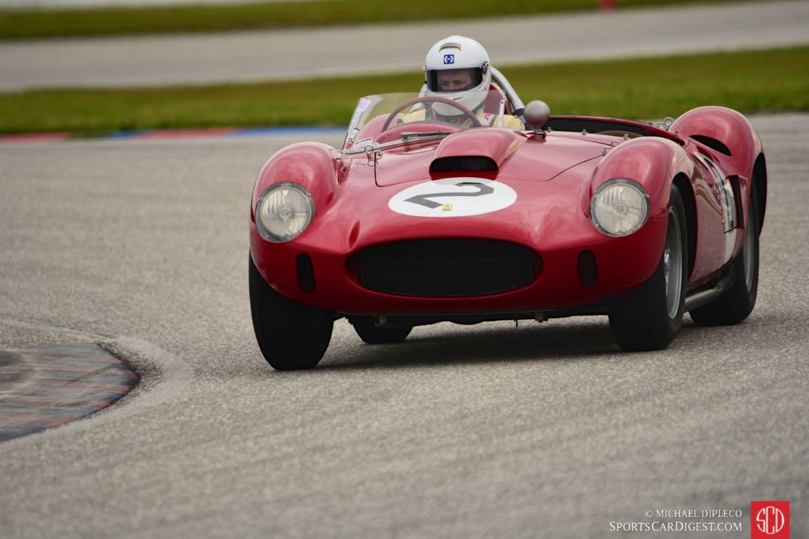 Ferrari 412 MI s/n 0744