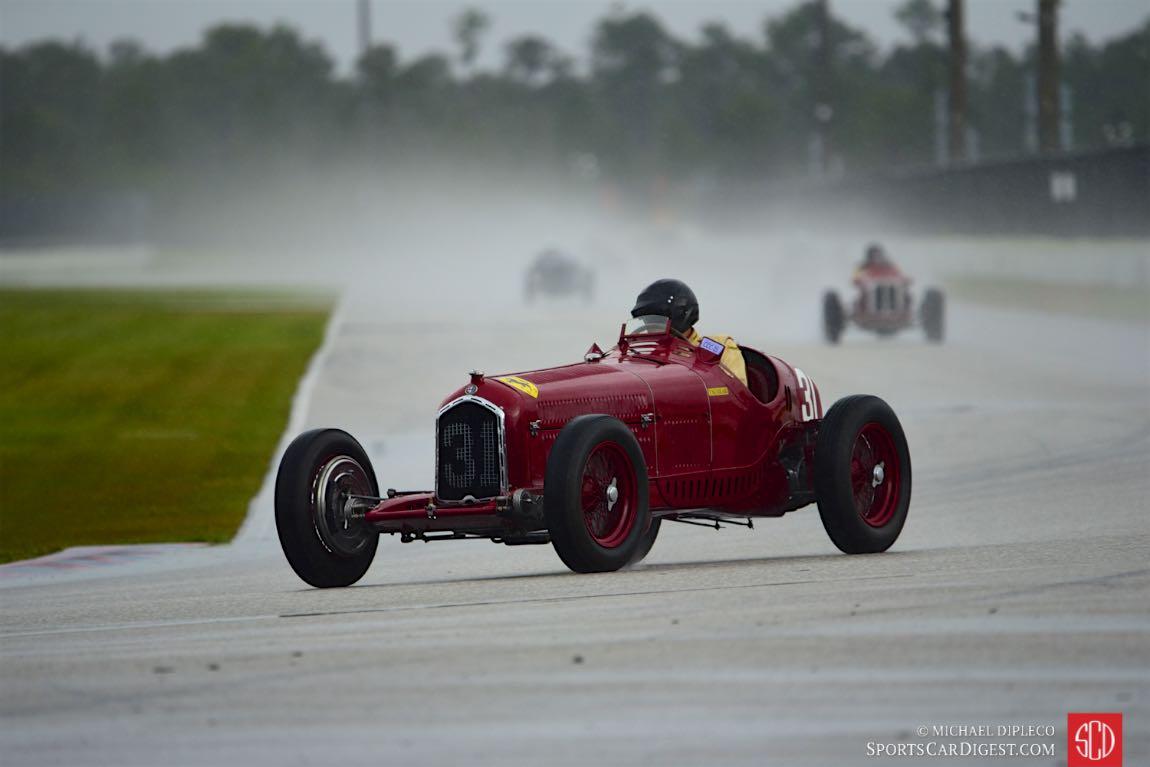 Alfa Romeo Tipo B P3 s/n 5006