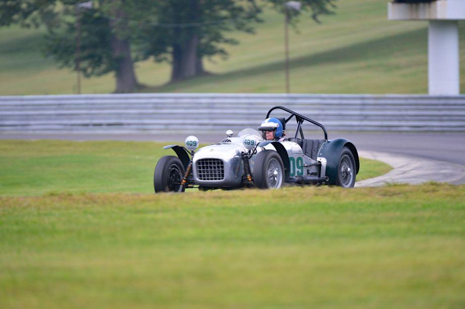 1953 Lotus MkVI.