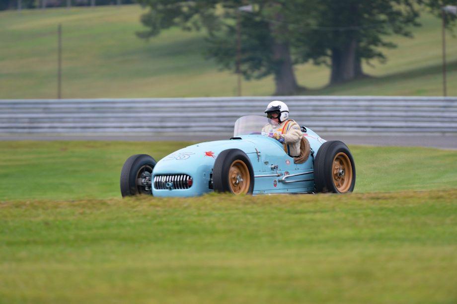 1952 Kurtis Chrysler Indy Car.