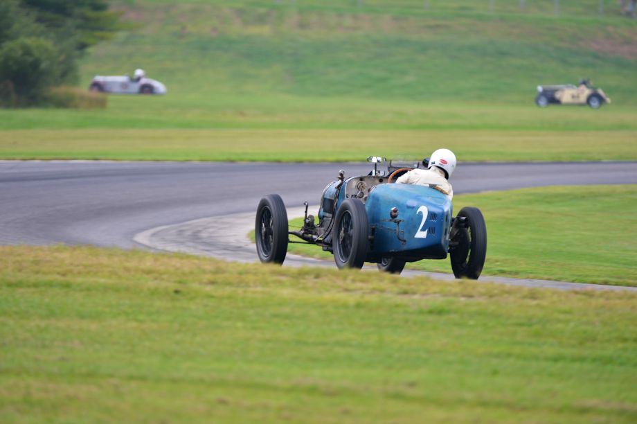 1931 Bugatti T37.