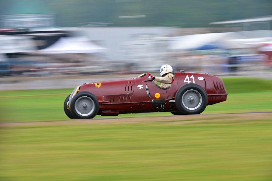1935 Alfa Romeo 8C-35.