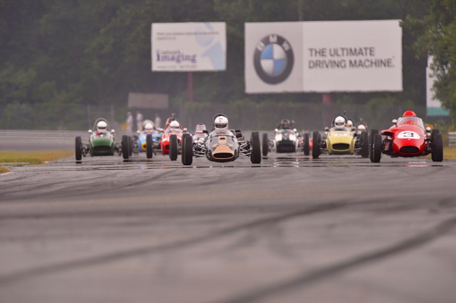 Group 3 Formula Jr take the green.