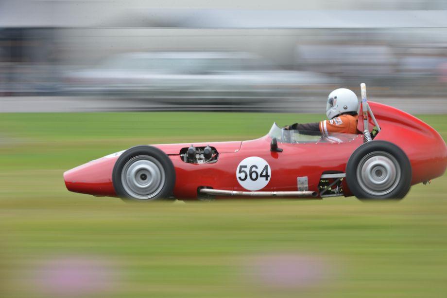 1959 Elva Formula Jr.
