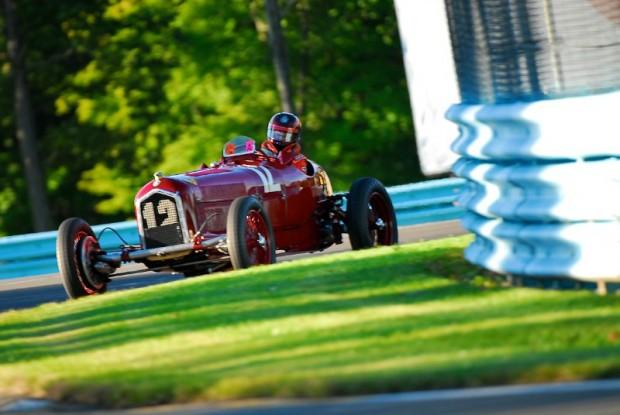 1934 Alfa Romeo P3 Jon Shirley