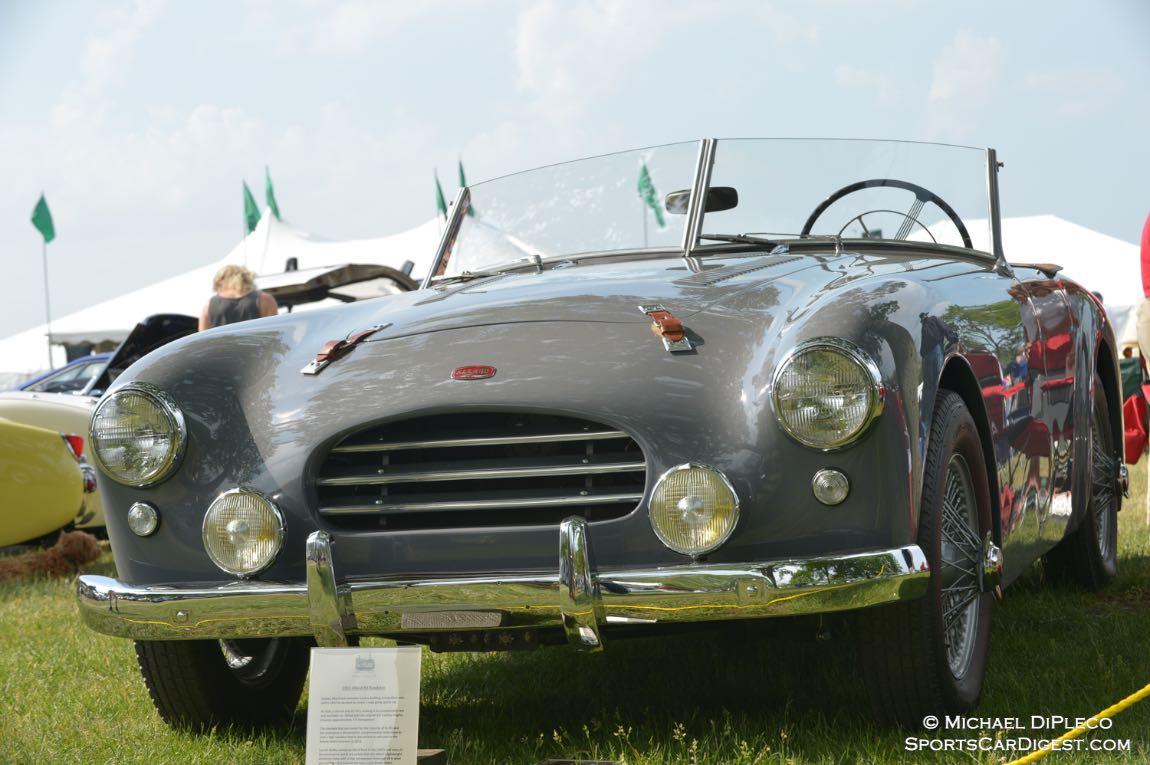 1951 Allard K3 Roadster.