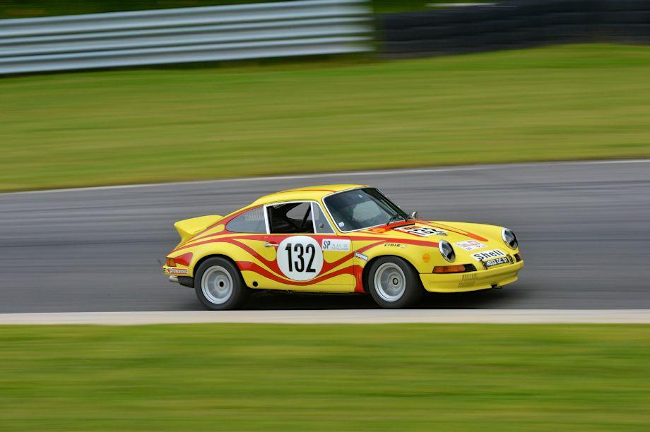 1970 Porsche 911ST.