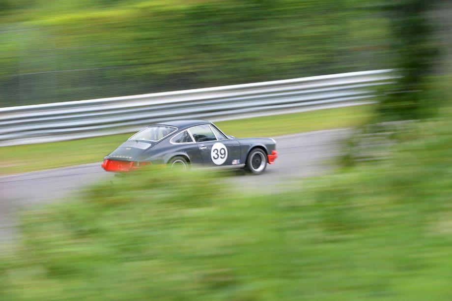 1969 Porsche 911.