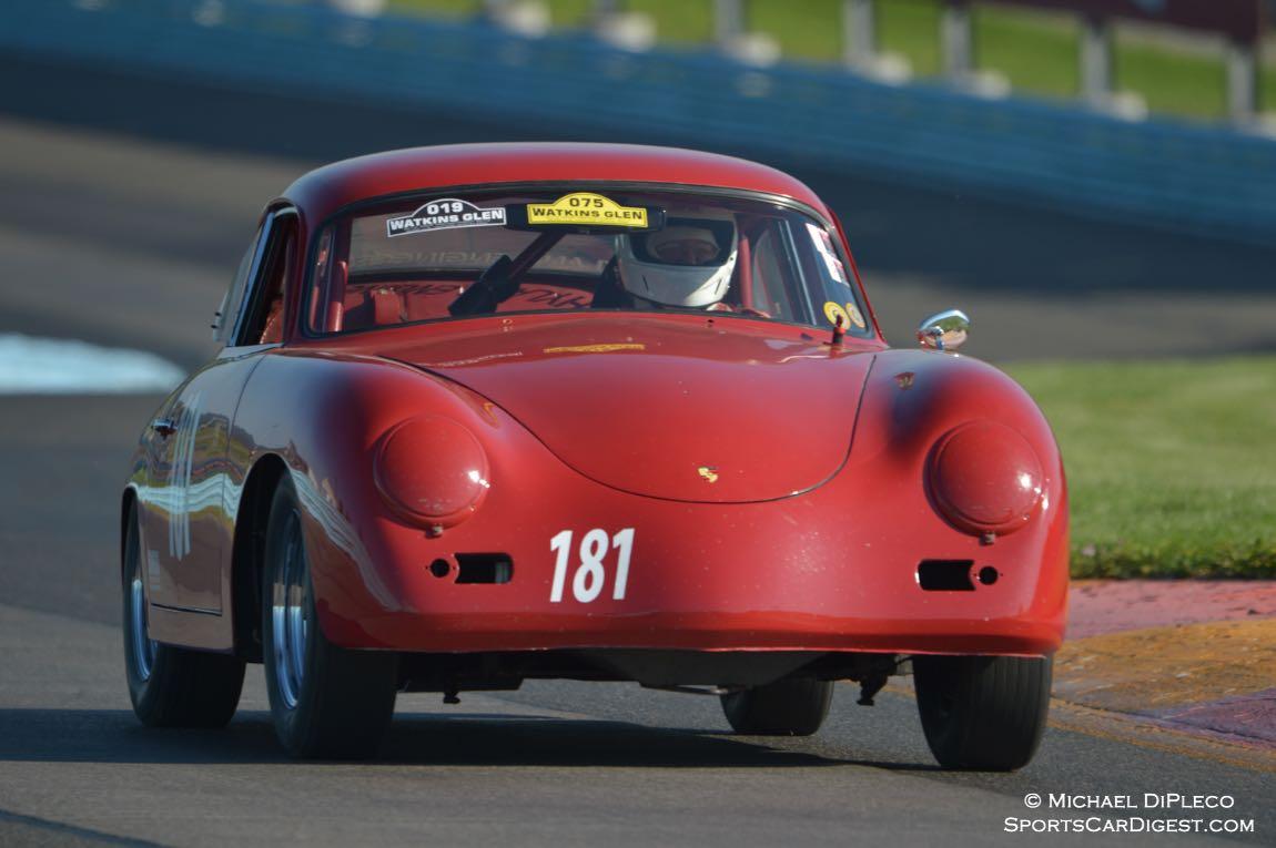 1959 Porsche 356A- Stephen Hunter.
