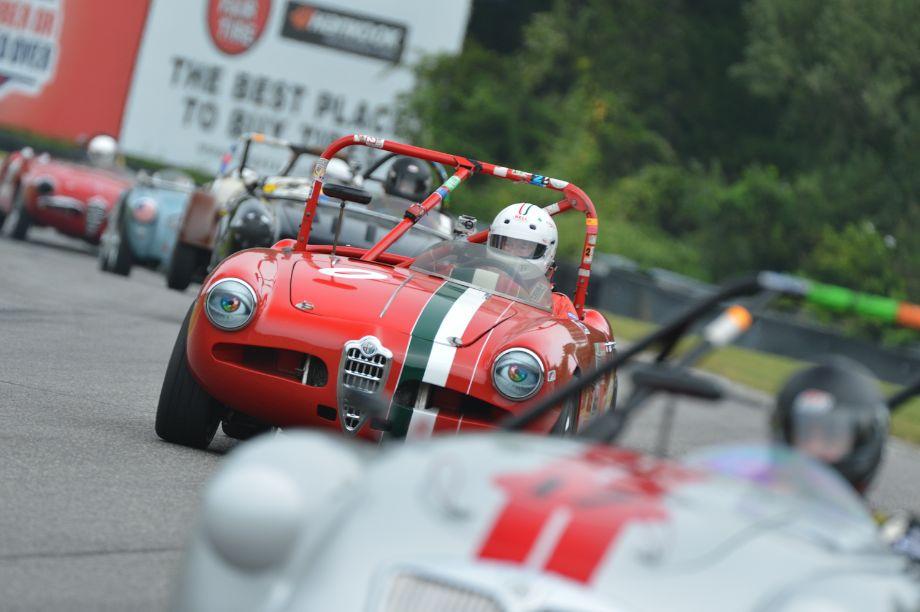 1959 Alfa Romeo.
