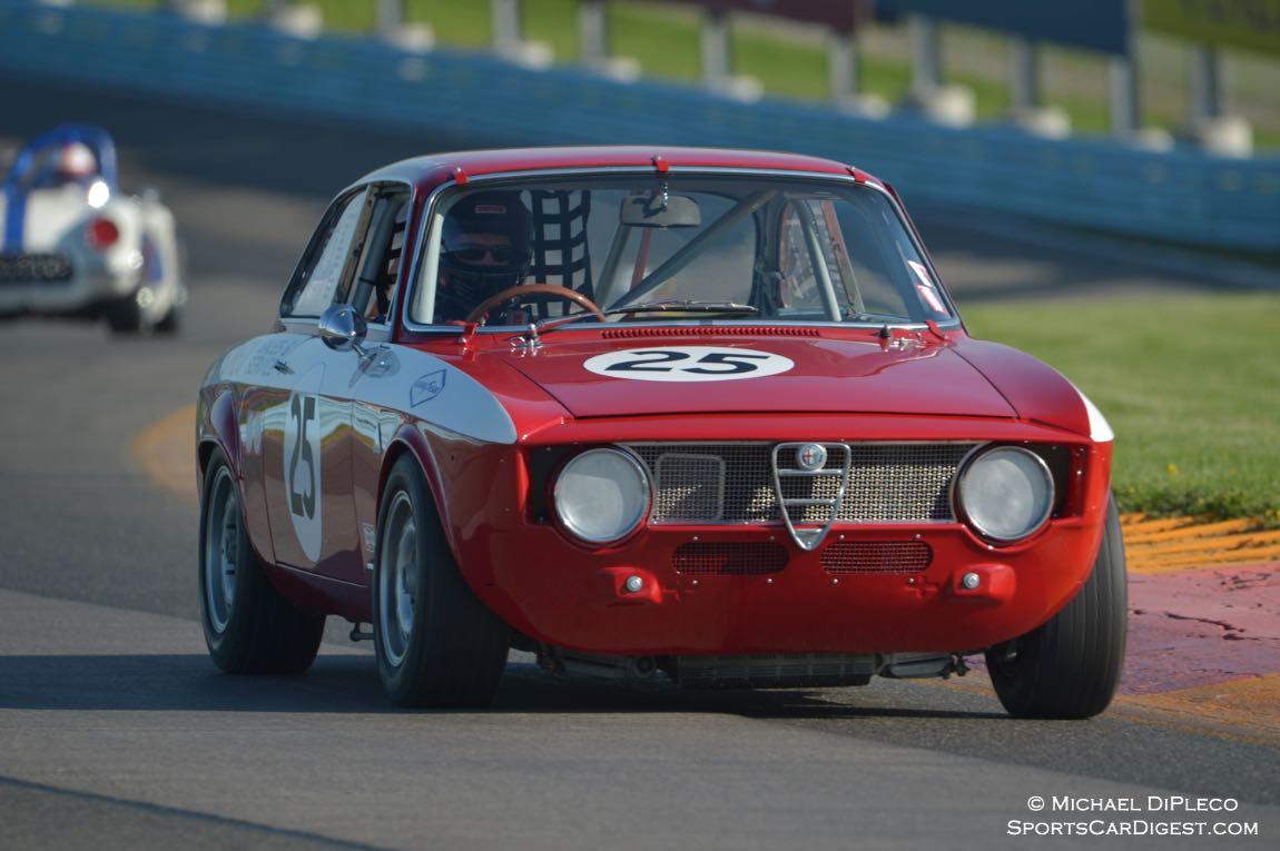 1965 Alfa Romeo GTA- Sam Cummings