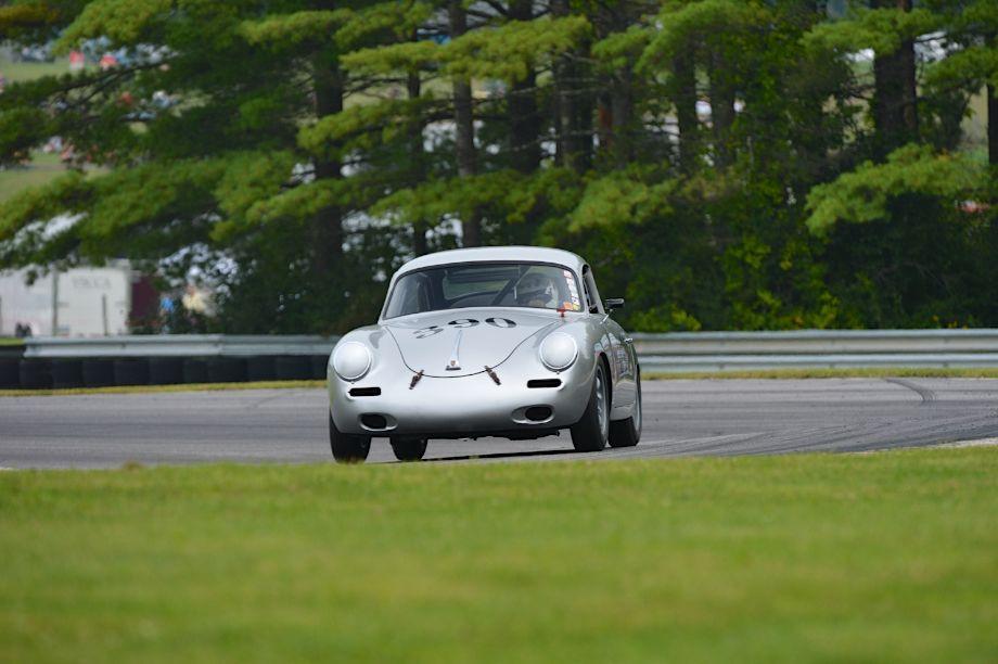 1960 Porsche 356.