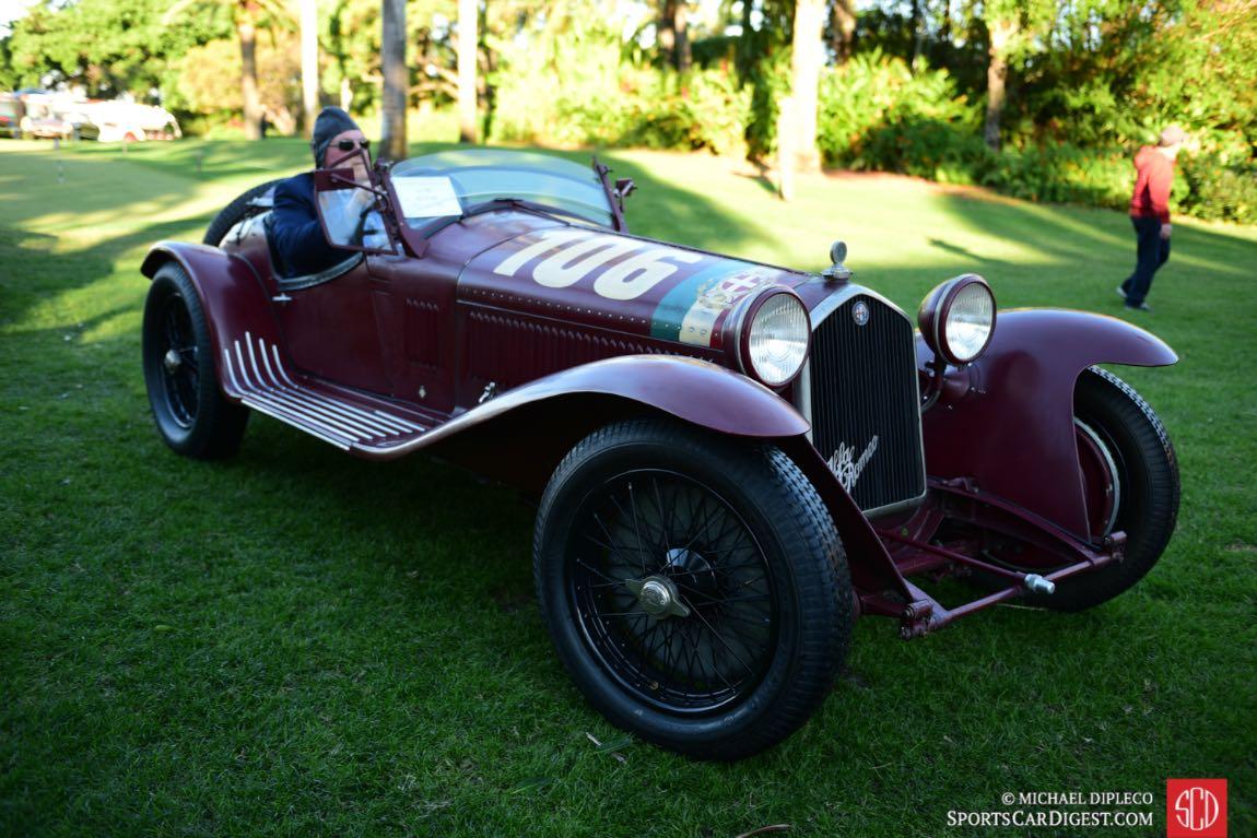 1932 Alfa Romeo 8C 2300 - s/n 2111033