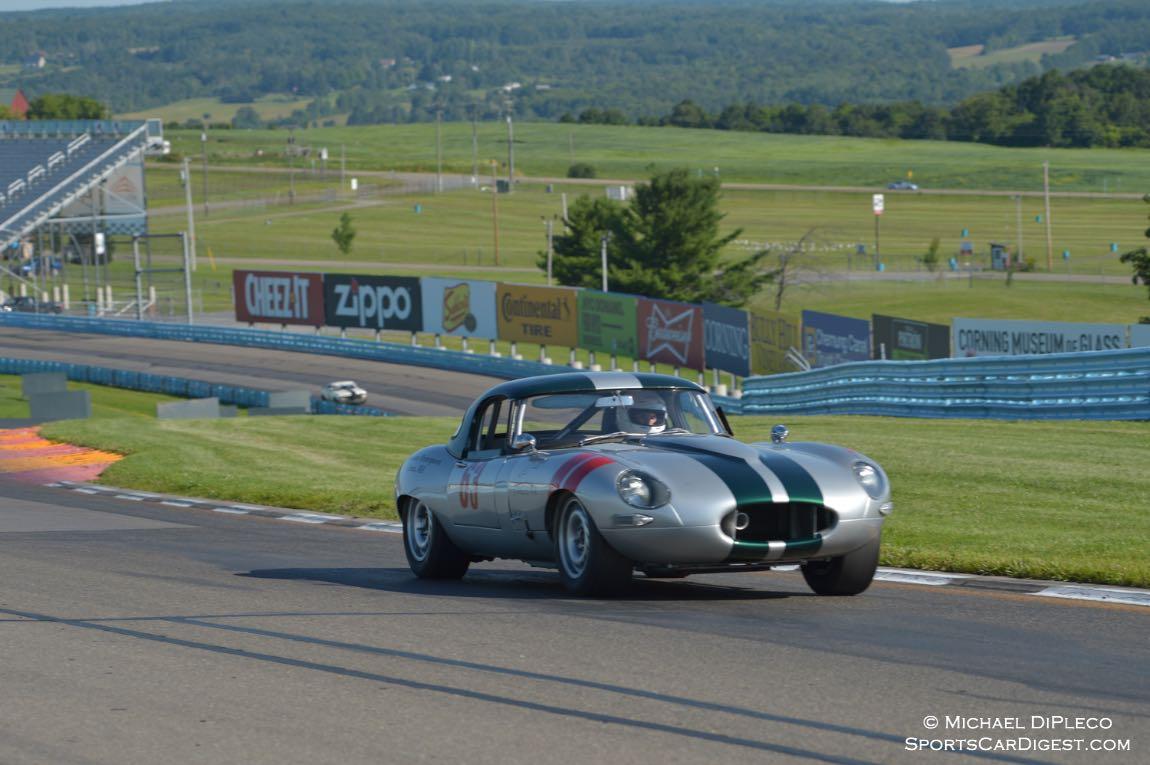 1967 Jaguar XKE- Art Hebert.