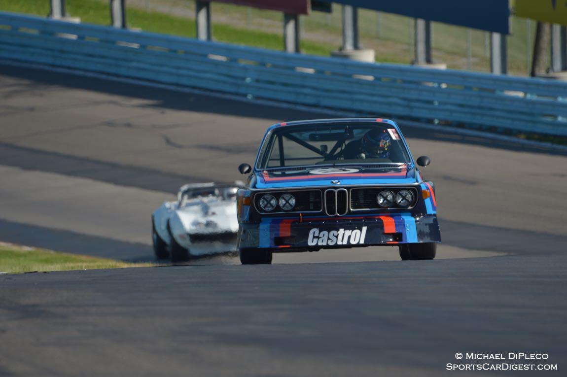 1972 BMW 3.0 CSL- Bill Gavin