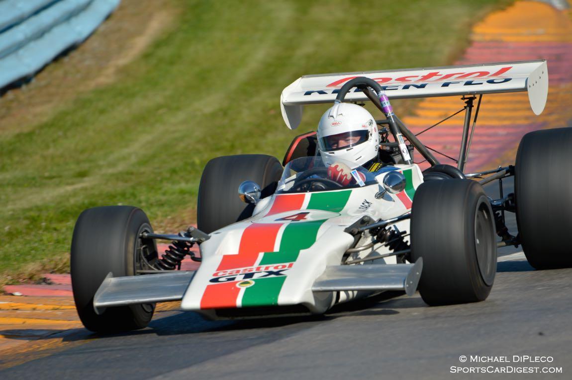 1971 Lotus Type 69- Kyle Kaulback.