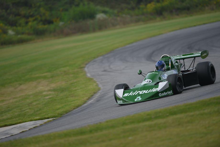 1975 March 75B Formula Atlantic.