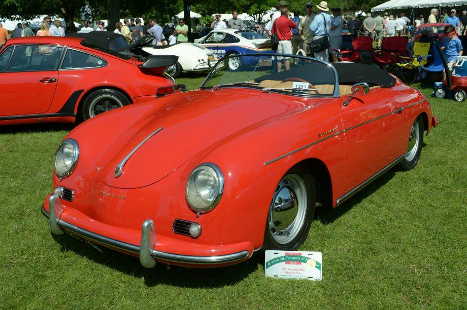 1957 Porsche 356A Speedster- Mario Sousso.