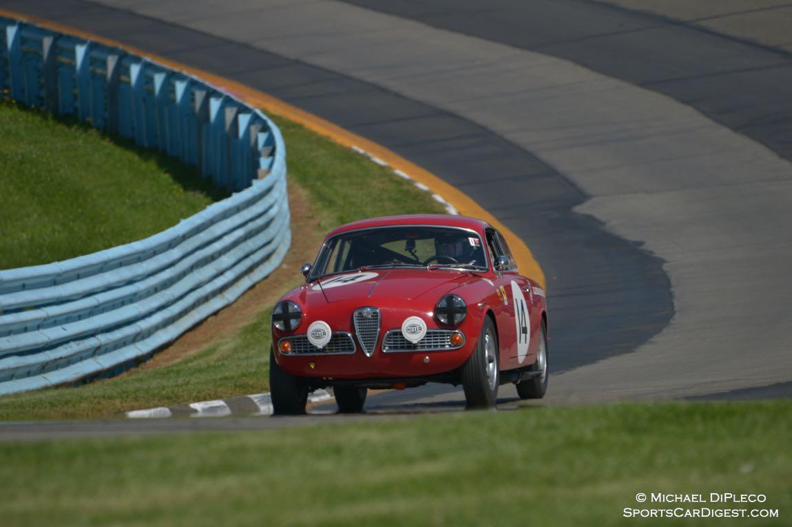 1960 Alfa Romeo Giulietta Sprint- Thomas V.H. Vail.