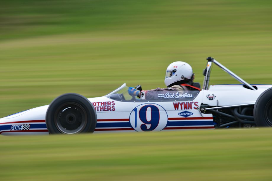 Bob Lima - 1967 Brabham BT21 Formula B.