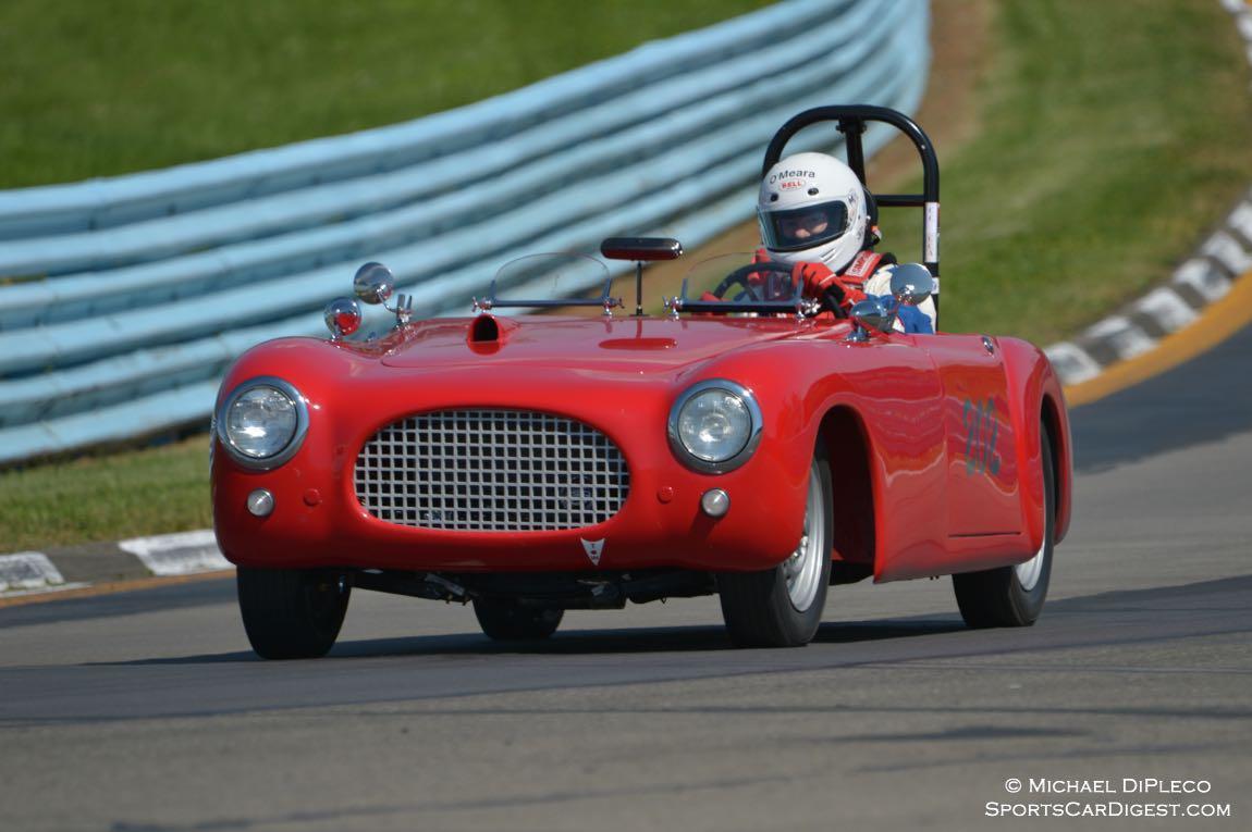 1952 MG TD/Cisitalia- Robert O'Meara.