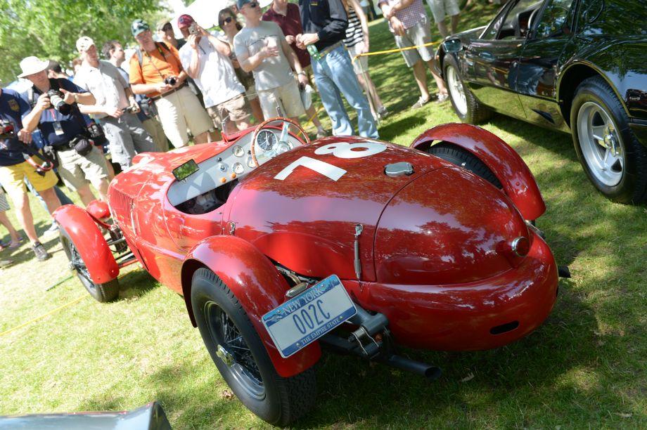 1947 Ferrari 159S Spider Corsa, chassis #002C - James Glickenhaus