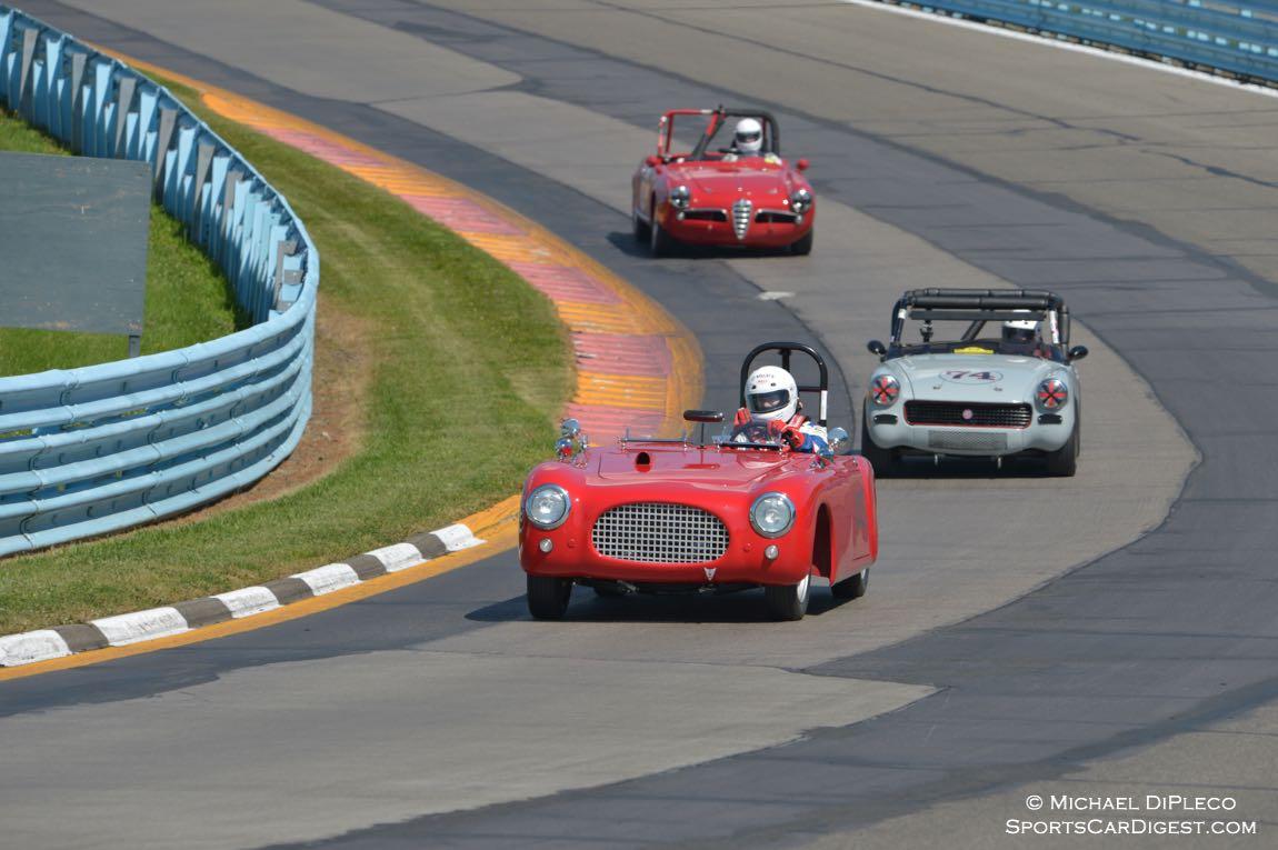 Group 1 cars.